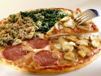 Four Seasons Pizza recipe