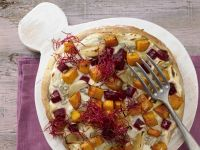 Pizza with Beets recipe