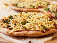 Vegan Quinoa Pizza recipe