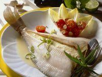 Plaice with Smoked Fish Filling recipe