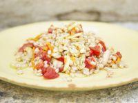 Plate of Simple Grains recipe