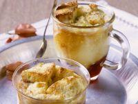 Plum Bread Pudding recipe