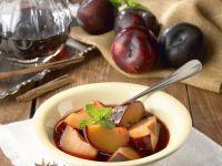 Plum Compote recipe