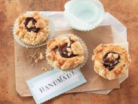Stone Fruit Muffins with Topping recipe