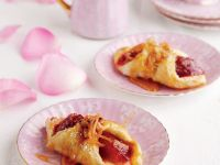 Plum Pastries recipe