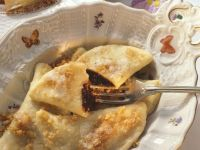Plum Pastry Pockets recipe