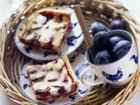 Plum Pie recipe
