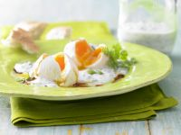 Poached Eggs recipe