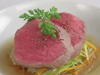 Poached Fillet of Beef recipe