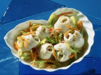 Poached Plaice Rolls recipe