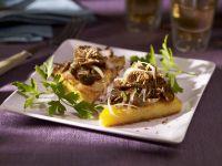 Polenta and Mushrooms recipe