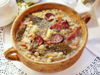 Polish Pea Soup recipe