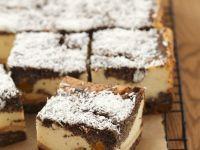 Poppy Cheesecake with Coconut recipe