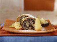 Poppy Pear Strudel recipe