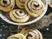 Poppy Pinwheels recipe