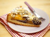 Poppy Seed and Apricot Cake recipe