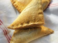 Poppy Seed Cookie Triangles recipe