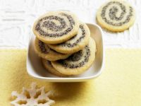 Poppy Seed Cookies recipe