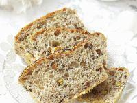 Poppy Seed Nut Bread recipe
