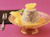Poppy Seed Puddings with Oranges recipe