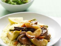 Fruity North African Stew recipe