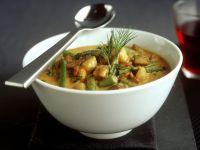 Pork and Bean Curry recipe