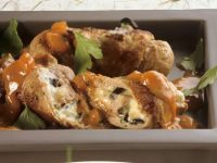 Pork and Cheese Roulades recipe