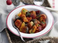Pork and Mixed Veg Stew recipe