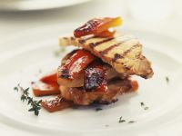 Pork and Pepper Stacks recipe