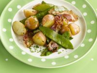 Pork and Potato Saute recipe