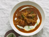 Pork and Sauerkraut Goulash recipe