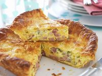 Pork and Veg Pie recipe