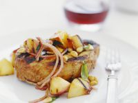 Pork Chops with Apples recipe