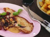 Pork Cutlets with Balsamic Sauce recipe
