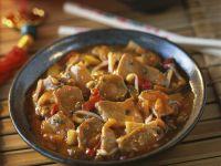 Pork Fillet Stew recipe