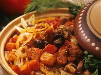 Pork Goulash recipe