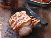 Pork Loin with Apples recipe