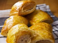 Pork Pastry Bites recipe