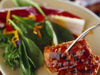 Pork Ribs with Barbecue Sauce recipe
