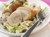 Pork Roulade with Vegetables recipe