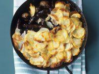 Pork, Shallot, and Potato Pie recipe