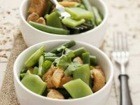 Pork Stew with Green Beans recipe
