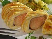 Pork Tenderloin in Puff Pastry recipe