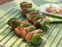 Pork Tenderloin Skewers recipe