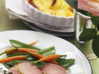 Pork Tenderloin Wrapped in Bacon recipe