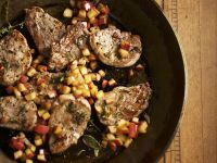 Apple and Calvados Pork Chops recipe