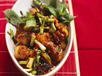 Tropical Asian Pork Dish recipe