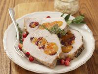 Pork with Fruit Centre recipe