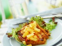 Pork with Pineapple Salsa recipe