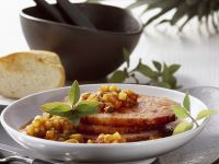 Pork with Pineapple Salsa recipe